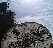 Vixenish Parasol by chaosNmayhem