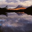 Stac Pollaidh Reflection. Scotland. by PhotosEcosse