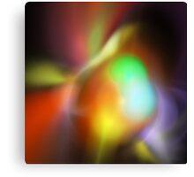 Fluorescence Canvas Print