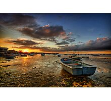 Boat - Poole - Dorset Photographic Print