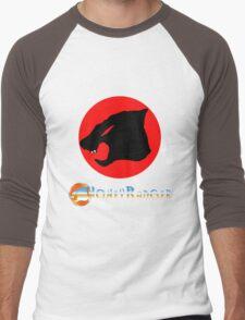 Honey Badger Men's Baseball ¾ T-Shirt