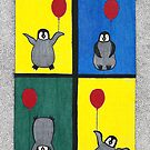 Penguin Fun by Judy Newcomb