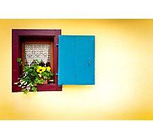 Beautiful Window 7 Photographic Print