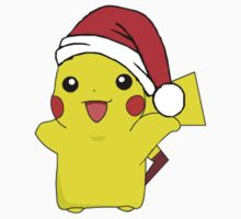 Pikachu Christmas Kids Clothes