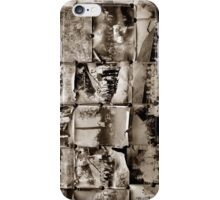 """Passing Time at the Trout Club"" iPhone Case/Skin"
