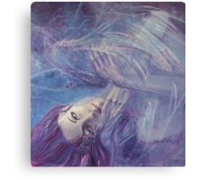 Broken wings - (Nymph3) Metal Print