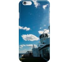 Ships funnel iPhone Case/Skin
