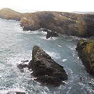Welsh Coast by ruleamon