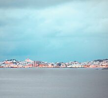 City on the Sea by Sunnivam
