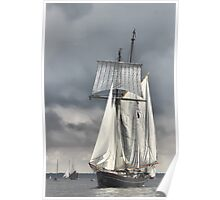 Maritime Calendar Cover Poster