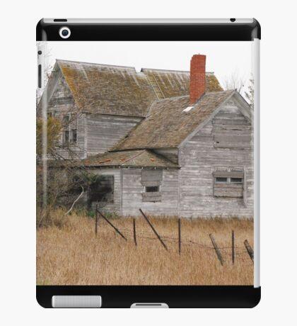 Deserted House iPad Case/Skin