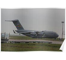 09-9208 USAF C17 Poster