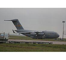09-9208 USAF C17 Photographic Print