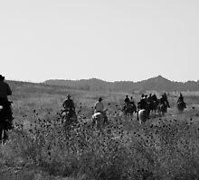 Headed West by Rachel Sonnenschein