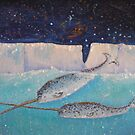 Night of the Narwhals by Kay Hale