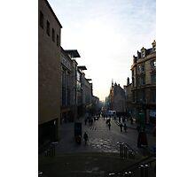 Buchanan Street, Early Morning Photographic Print