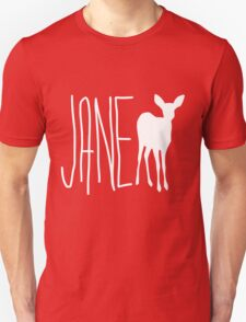 Max's Shirt - Jane Doe  Unisex T-Shirt