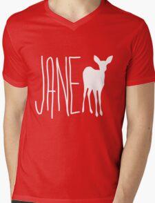 Max's Shirt - Jane Doe  Mens V-Neck T-Shirt