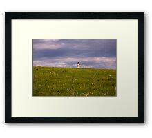 Little House on The Prairie 2011 Framed Print