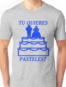 WEDDING CAKES!!!!!!! Unisex T-Shirt