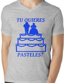 WEDDING CAKES!!!!!!! Mens V-Neck T-Shirt