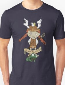 Wigfrid, Don't starve Unisex T-Shirt