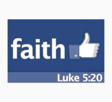 Faith T-Shirt by unworthy