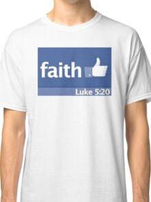 Faith T-Shirt Classic T-Shirt