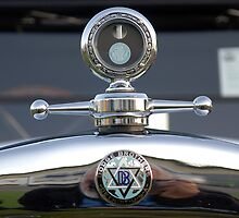 Dodge Radiator Cap and Badge by George Petrovsky