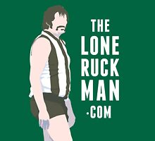 The Lone Ruckman - black/white T-Shirt
