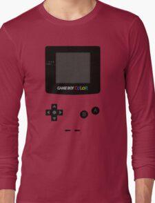 Game Boy Colour Tee Long Sleeve T-Shirt