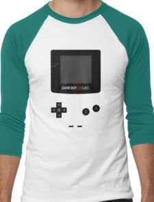 Game Boy Colour Tee Men's Baseball ¾ T-Shirt