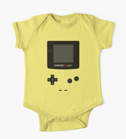 Game Boy Colour Tee One Piece - Short Sleeve