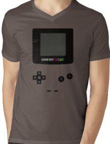 Game Boy Colour Tee Mens V-Neck T-Shirt
