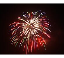 Bonfire night Photographic Print