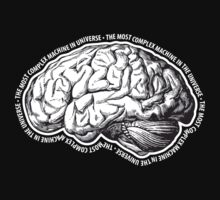 Brain The Most Complex Machine in the Universe by n21b