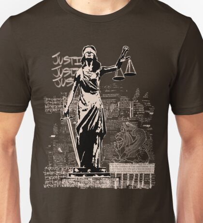 Fate and Fortune Tee (Dark Background) Unisex T-Shirt