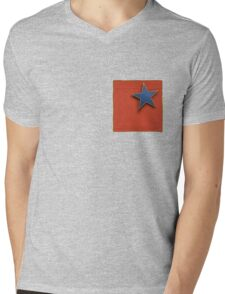 Adric Mens V-Neck T-Shirt