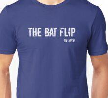 The Bat Flip! Unisex T-Shirt
