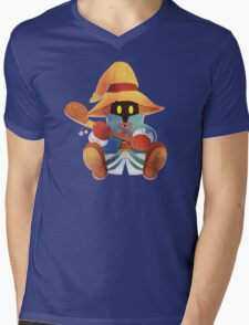 Little mage Mens V-Neck T-Shirt