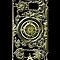 Fancy Black and Gold Art Deco iPhone Case by Greenbaby