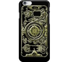 Fancy Black and Gold Art Deco iPhone Case iPhone Case/Skin