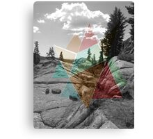 Chewing Gum Lake II Canvas Print