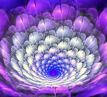 3D Blooms - Pastel by sstarlightss
