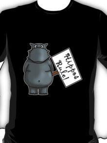Hippos Rule T-Shirt