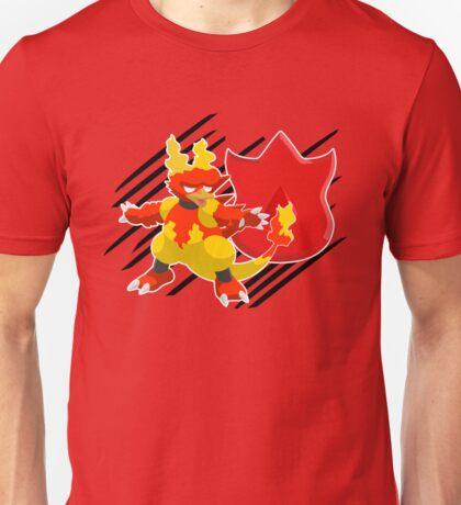 Volcano Badge Magmar T-Shirt
