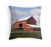 Goshen, Indiana Throw Pillow