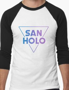 SanHolo Men's Baseball ¾ T-Shirt