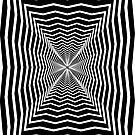 Crinkled Radial by Vanessa Lauder