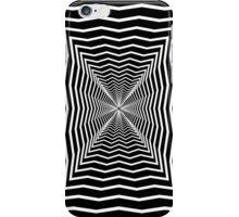 Crinkled Radial iPhone Case/Skin